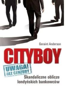 12 lat kariery w londyńskim city - opowieść o przekrętach bankowych, milionowych bonusach dla bankierów, seksizmie, cynizmie, bufonadzie i narkotykach.