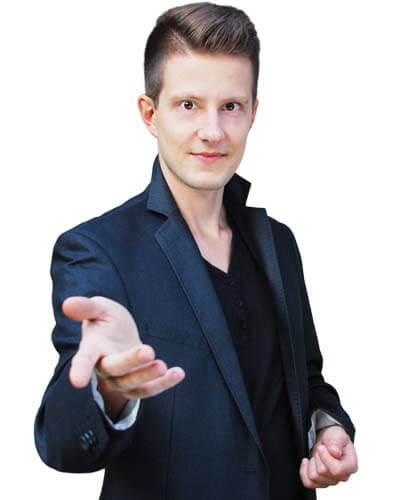 Szymon Ziemba Rekin Finansów
