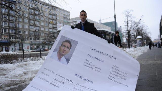 Reklama CV Łukasza Jakóbiaka