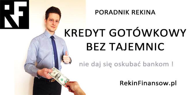 Poradnik kredytowy - kredyt gotówkowy