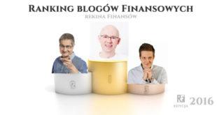 najpopularniejsze blogi finansowe