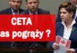 umowa handlowa z kanadą CETA