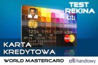 Karta kredytowa Citi Bank World MasterCard