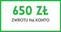 mBank eKonto moneyback
