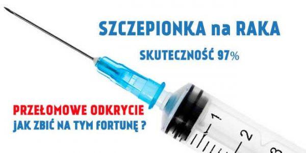 szczepionka na nowotwory