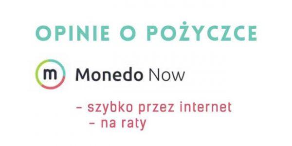 monedo now pożyczki ratalne