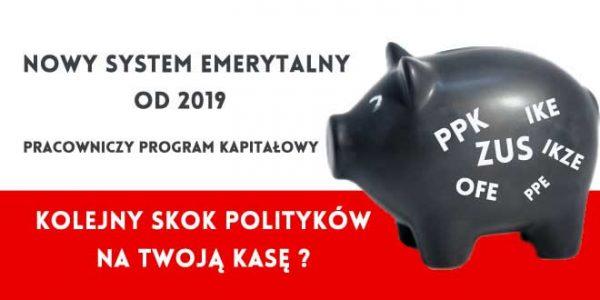 ppk - pracowniczy program kapitałowy - oszczedzanie na emeryturę