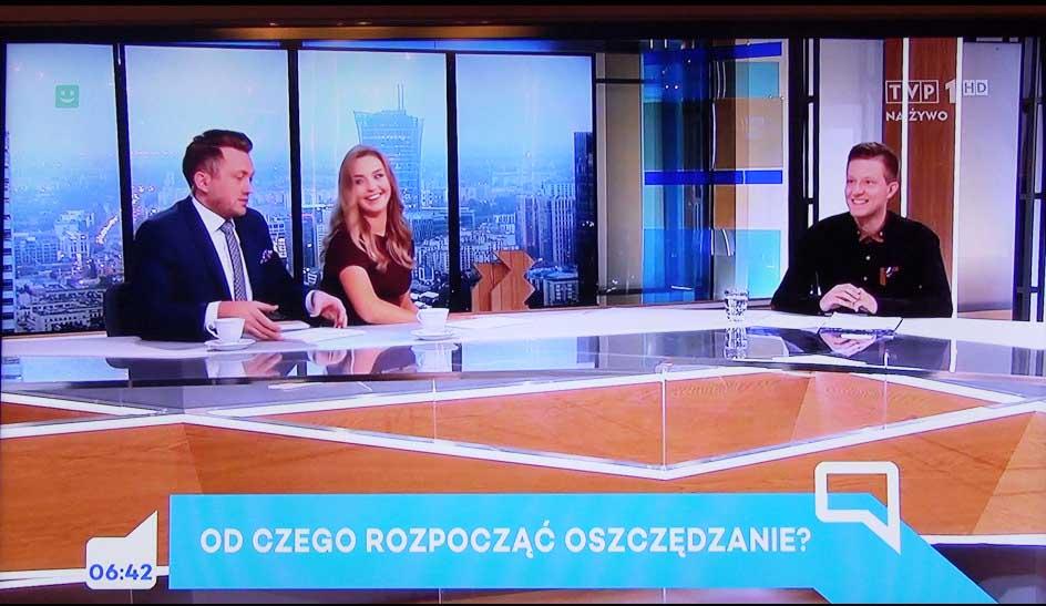 Rekin Finansów TVP 1