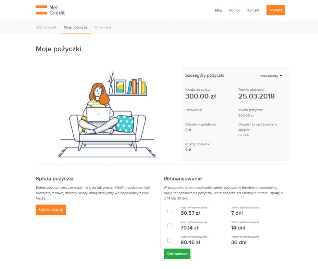 net credit 5