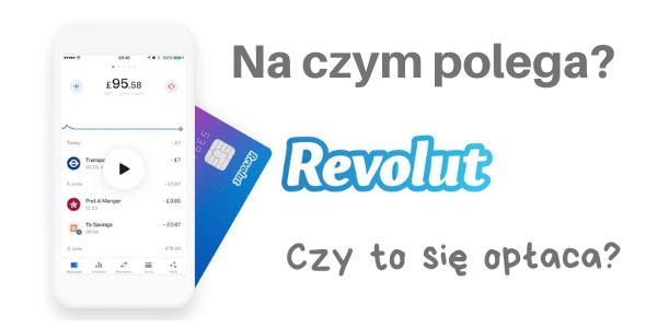 Revolut konto walutowe