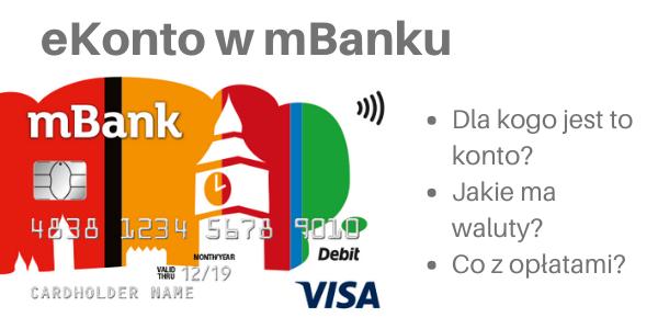 eKonto mBank