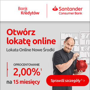 lokata bankowa Santander