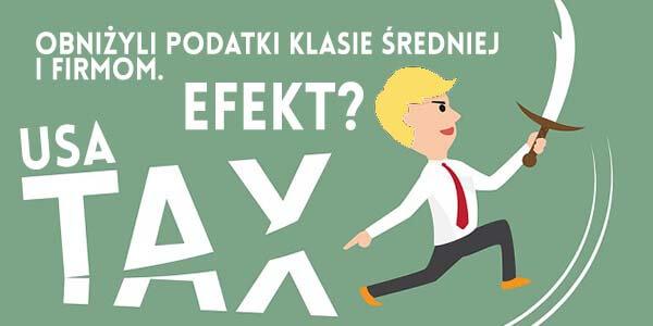 Obniżka podatków a budżet Państwa