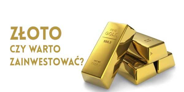 złoto inwestycja