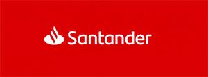 Santander bank logo banku