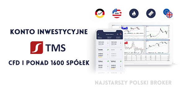 TMS Brokers konto maklerskie